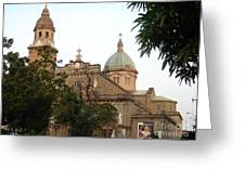 Manila Cathedral Greeting Card