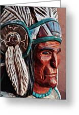Manitou Cliff Dwellings Native American Greeting Card
