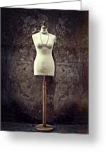 Mannequin Greeting Card by Joana Kruse