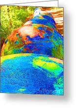 Many Worlds Greeting Card