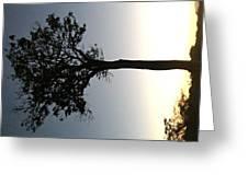 Mara Sunset Greeting Card