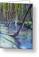 Marais Poitevine Greeting Card