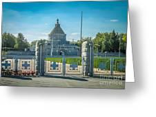 Marasesti - First World War Monument Greeting Card