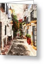 Marbella, Andalusia - 01 Greeting Card