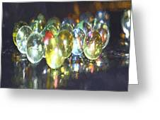 Marble 6 Greeting Card