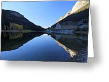 Marble Canyon British Columbia Greeting Card