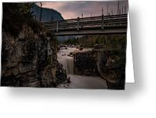 Marble Canyon Greeting Card