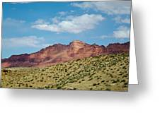 Marble Canyon V Greeting Card