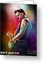 Marc Pearson Greeting Card
