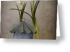 March Greeting Card by Priska Wettstein