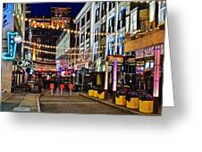 Mardi Gras In Cleveland Greeting Card