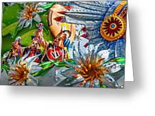 Mardi Gras - New Orleans 3 Greeting Card