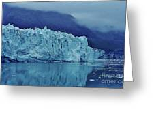 Margerie Glacier Beauty Greeting Card