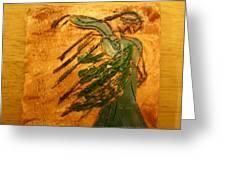 Maria - Tile Greeting Card