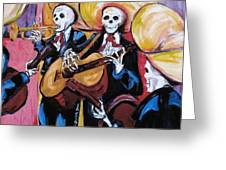 Mariachi IIi Greeting Card