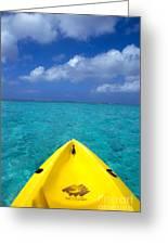 Mariana Islands, Saipan Greeting Card