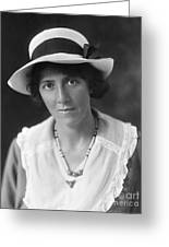 Marie Stopes (1880-1958) Greeting Card