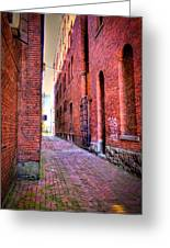 Marietta Alley Greeting Card