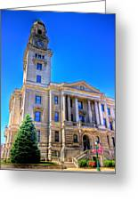 Marietta Courthouse Greeting Card