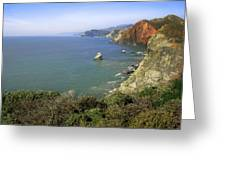 Marin Headlands 1 Greeting Card