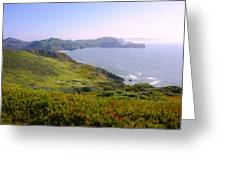 Marin Headlands 2 Greeting Card