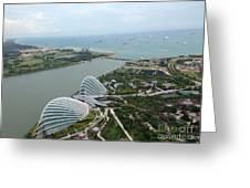 Marina Bay Greeting Card