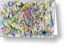 Mariposas En Tu Alma Greeting Card