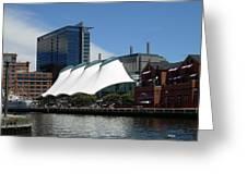 Maritime Baltimore Greeting Card