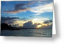 Marshall Islands Greeting Card