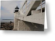 Marshall Point Greeting Card