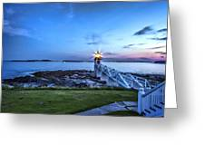 Marshall Point View Greeting Card