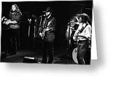 Marshall Tucker Band At Winterland 2 Greeting Card
