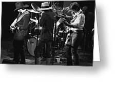 Marshall Tucker Band With Jimmy Hall 2 Greeting Card