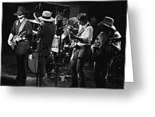 Marshall Tucker Band With Jimmy Hall 3 Greeting Card