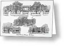 Marshall University Greeting Card