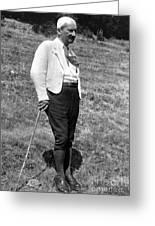 Martin Heidegger (1889-1976) Greeting Card