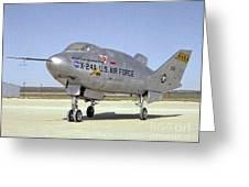 Martin Marietta X 24a Experimental Us Aircraft  Greeting Card