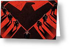 Marvel's Agents Of S.h.i.e.l.d. Greeting Card