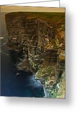 Marwick Head Orkney Scotland Greeting Card