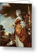 Mary Amelia First Marchioness Of Salisbury Greeting Card
