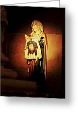 Mary Magdalene  Greeting Card by Chris Brewington Photography LLC