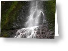 Marymere Falls 2 Greeting Card