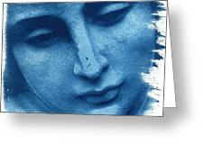 Marys Blues Greeting Card