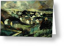 Masbourg Greeting Card