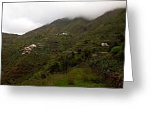 Masca Valley And Parque Rural De Teno 5 Greeting Card