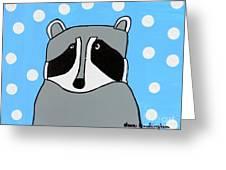 Masked Friend Greeting Card