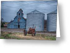 Mason City Nebraska  Greeting Card