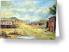 Mason Nevada Greeting Card
