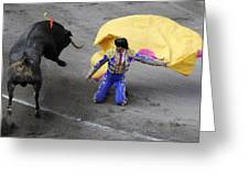 Matador Padilla I Greeting Card
