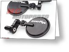 Matchless Billet Bar End Mirrors For Sale- Mc-motoparts  Greeting Card